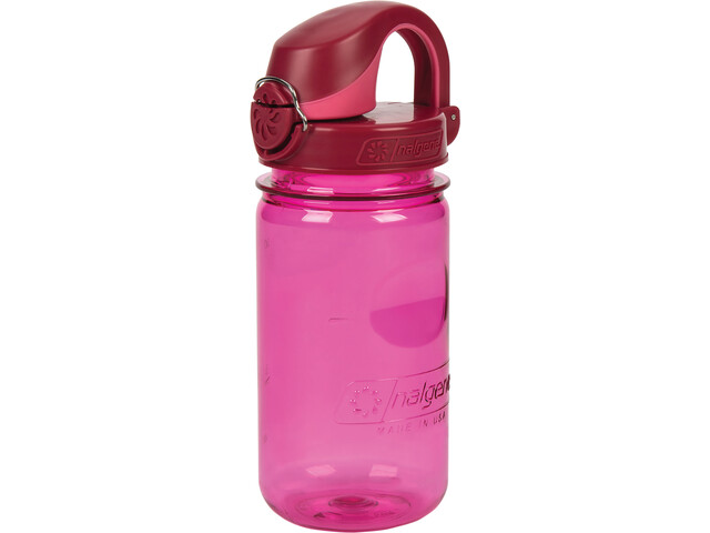 Nalgene Flaska OTF Bottle Kids 0.35 pink/red